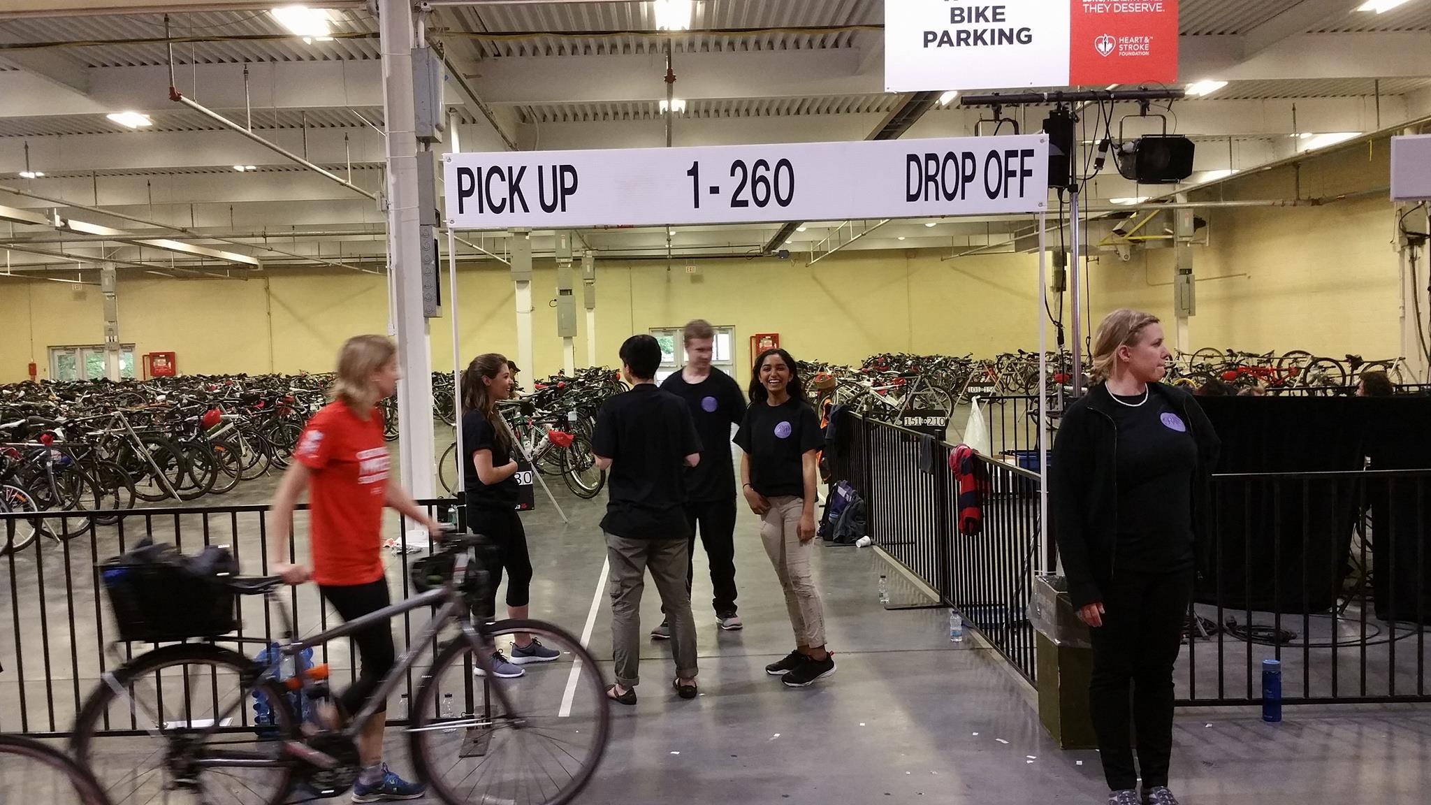 Bike Staff